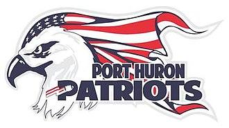 Port Huron Patriots - Image: Port Huron Patriots