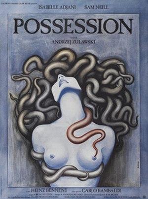 Possession (1981 film) - Original film poster