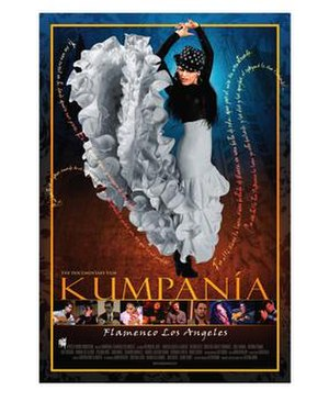 Kumpanía: Flamenco Los Angeles - Image: Poster for Kumpanía, Flamenco Los Angeles