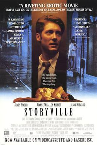 Storyville (film) - Image: Poster of the movie Storyville