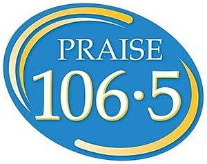 KWPZ - Image: Praise 1065