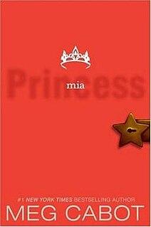 <i>The Princess Diaries, Volume IX: Princess Mia</i> book by Meg Cabot