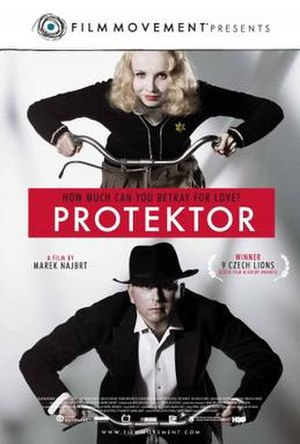 Protector (2009 film) - Image: Protector Film Poster