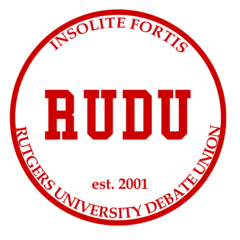 Unofficial Seal of RUDU
