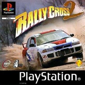 Rally Cross 2 - Image: Rally Cross 2 PAL