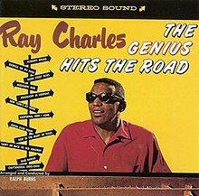 Ray Charles - Genius hits the road.jpg