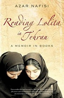 book by Azar Nafisi