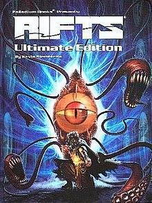 Rifts (role-playing game) - Wikipedia