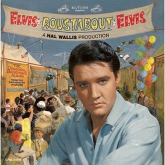 Roustabout (soundtrack) - Image: Roustabout