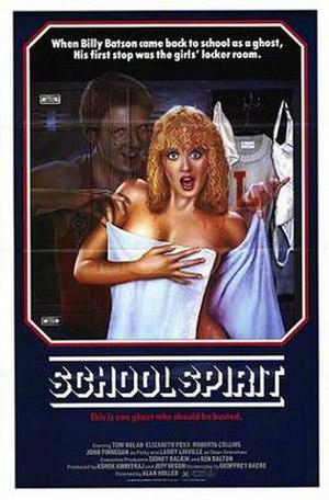 School Spirit - Theatrical release poster