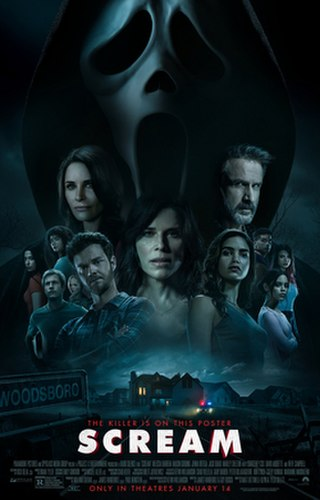 <i>Scream</i> (2022 film) Upcoming American slasher film
