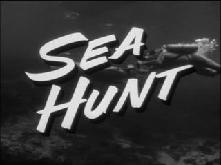 <i>Sea Hunt</i> American action adventure television series from 1958 to 1961