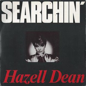 Searchin' (I Gotta Find a Man) - Image: Searchin' by Hazell Dean