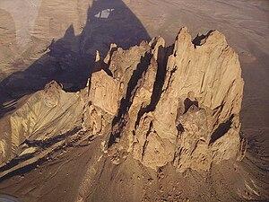 Shiprock - Image: Shiprock