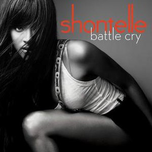 Battle Cry (Shontelle song) - Image: Shontelle Battle Cry