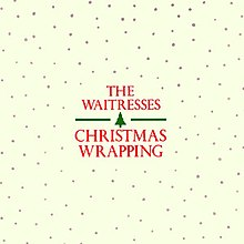 single waitresses christmas wrapping coverjpg
