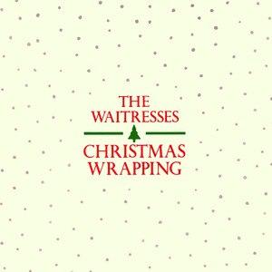 Christmas Wrapping - Image: Single Waitresses Christmas Wrapping cover