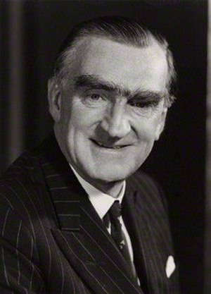 Paul Gore-Booth, Baron Gore-Booth - Gore-Booth in 1968