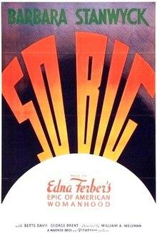 Tiel Granda! (1932 filmo) afiŝo por la film.jpg
