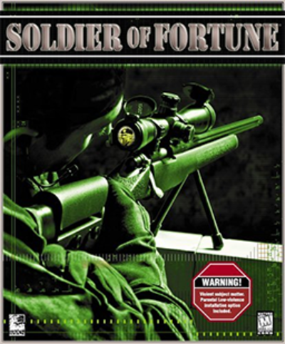 Picture of a game: Soldier Of Fortune