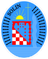 Coat of arms of Solin