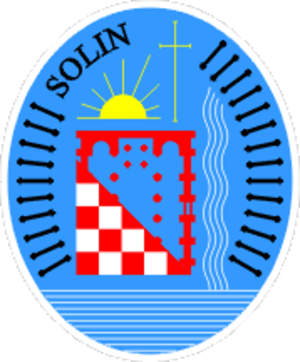 Solin - Image: Solin coat of arms