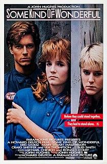 <i>Some Kind of Wonderful</i> (film) 1987 American romantic drama film by Howard Deutch