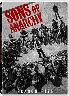 <i>Sons of Anarchy</i> (season 5) Season of television series