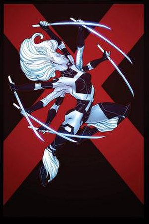 Spiral (comics) - Image: Spiral X Force uniform