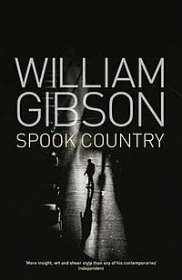spook country book cover