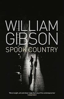 <i>Spook Country</i> 2007 Book by William Gibson