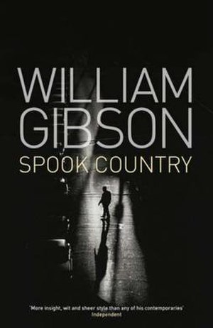 Spook Country - United Kingdom first edition cover