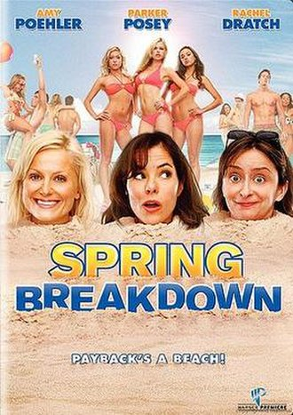 Spring Breakdown - DVD cover