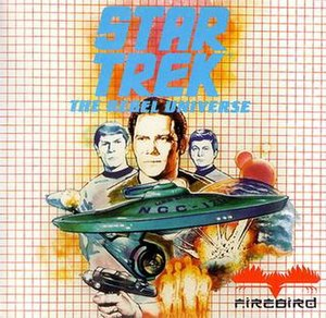 Star Trek: The Rebel Universe - Image: Star Trek The Rebel Universe Cover