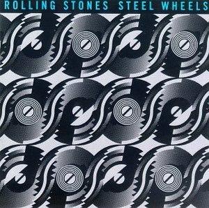 Steel Wheels - Image: Steel Wheels 89