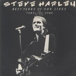 The Best Years of Our Lives (Steve Harley & Cockney Rebel song) - Image: Steve Harley The Best Years of Our Lives 1977 Single Cover