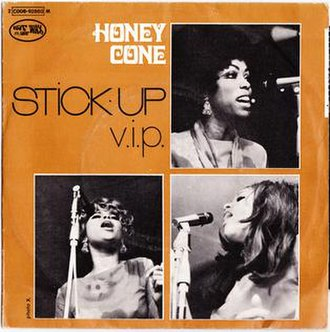 Stick-Up - Image: Stick Up The Honey Cone