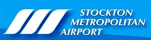 Stockton Metropolitan Airport - Image: Stockton Metropolitan Airport Logo