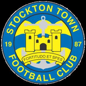 Stockton Town F.C. - Image: Stockton Town F.C. logo