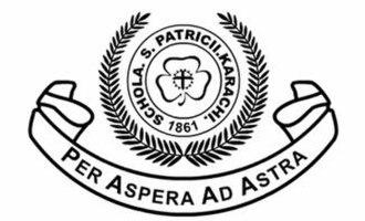 St Patrick's High School, Karachi - Image: Stpatskarachilogo 2