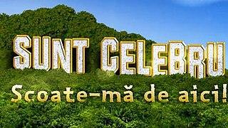 <i>Sunt celebru, scoate-mă de aici!</i> Romanian reality game show