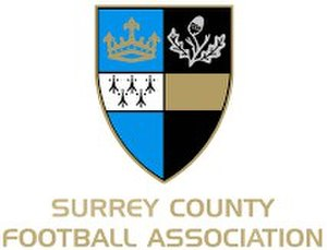 Surrey County Football Association - Image: Surrey County Football Association logo (2)