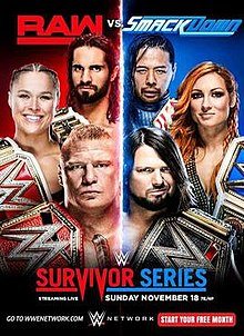 WWE Survivor Series 18 November 2018 Full Show thumbnail