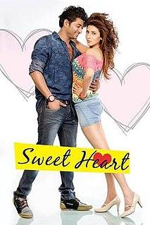 <i>Sweetheart</i> (2016 film)