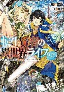 <i>My Isekai Life</i> Japanese light novel series