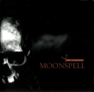 The Antidote (Moonspell album) - Image: The Antidote Cover 200