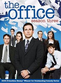 <i>The Office</i> (American season 3) Season of television series