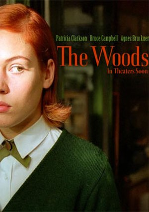 The Woods (2006 film) - Theatrical release poster