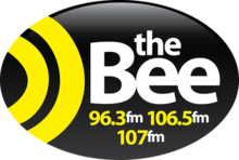 The Bee radio station logo.png