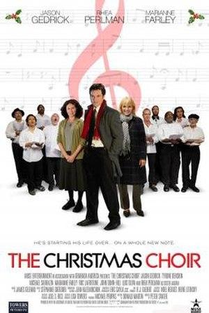 The Christmas Choir - Image: The Christmas Choir poster